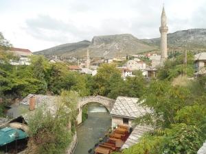 Outra ponte de Mostar